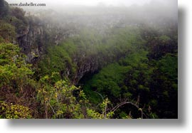 ecuador, equator, galapagos islands, gemelos, gemelos sink hole, horizontal, latin america, santa cruz, sink hole, photograph