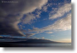 clouds, ecuador, equator, galapagos islands, horizontal, latin america, scenics, photograph