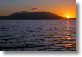 cruz, ecuador, equator, galapagos islands, horizontal, islands, latin america, santa, scenics, sunsets, photograph