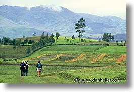 ecuador, equator, fields, highlands, hiking, horizontal, latin america, photograph