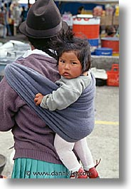 carries, ecuador, equator, kid, latin america, people, vertical, photograph