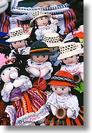 dolls, ecuador, equator, latin america, people, vertical, photograph