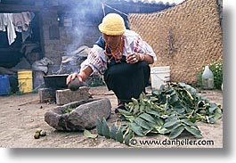 cooks, ecuador, equator, horizontal, latin america, outdoors, people, photograph