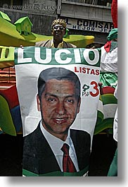 black, ecuador, equator, latin america, lucio, men, posters, quito, vertical, photograph