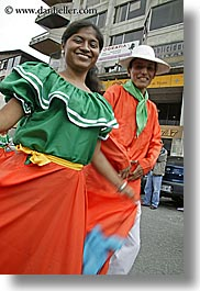 couples, dancing, ecuador, emotions, equator, happy, latin america, people, quito, smiles, vertical, photograph