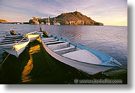 boats, horizontal, latin america, lighthouses, mexico, mulege, photograph