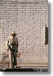latin america, men, mexico, mulege, old, vertical, photograph