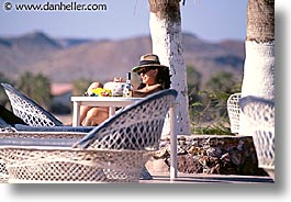 horizontal, latin america, mexico, punta chivato, reading, sitting, photograph