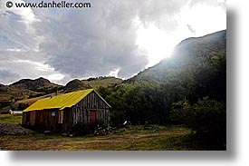 el chalten, horizontal, latin america, patagonia, tops, yellow, photograph