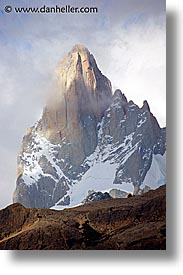 fitz roy, fitzroy, latin america, patagonia, peaks, vertical, photograph