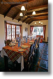 dining, dining room, helsingfors, hotels, latin america, patagonia, rooms, vertical, photograph