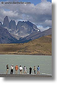 latin america, patagonia, torres, torres del paine, vertical, viewing, photograph