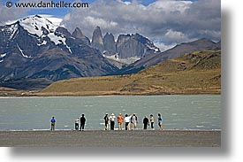 horizontal, latin america, patagonia, torres, torres del paine, viewing, photograph