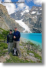 azul, gary, gary mary, laguna, latin america, mary, patagonia, vertical, wt people, photograph