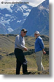 gary, gary mary, latin america, mary, mountains, patagonia, vertical, wt people, photograph