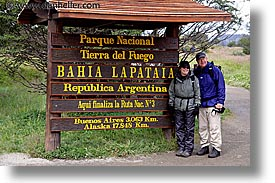 del, fuego, gary mary, horizontal, latin america, patagonia, signs, tierra, wt people, photograph