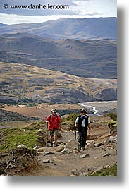 henry, hiking, latin america, patagonia, vertical, wt people, photograph