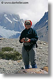 cameras, jan, jan vic, latin america, patagonia, vertical, wt people, photograph