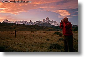 fitzroy, horizontal, jan vic, latin america, patagonia, vic, wt people, photograph