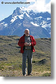 jan vic, latin america, mountains, patagonia, vertical, vic, wt people, photograph