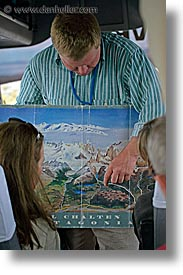 bus, latin america, map, patagonia, rob, vertical, wt people, photograph
