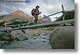 crossing, horizontal, latin america, patagonia, rivers, rob, wt people, photograph