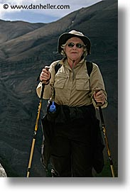 babs, hiking, latin america, patagonia, vertical, wally babs, wt people, photograph