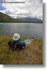 latin america, patagonia, relaxing, vertical, wally, wally babs, wt people, photograph