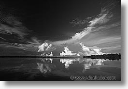 amazon, black and white, horizontal, jungle, latin america, peru, rivers, photograph