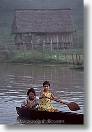 amazon, childrens, jungle, latin america, people, peru, river people, rivers, vertical, photograph