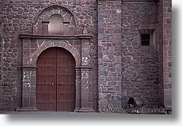 capital of peru, cities, cityscapes, cuzco, doors, horizontal, latin america, peru, peruvian capital, towns, photograph