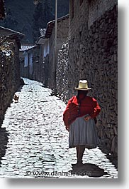ancient ruins, andes, architectural ruins, inca trail, incan tribes, latin america, mountains, ollantaytambo, peru, quechua, stone ruins, vertical, photograph