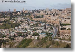 cityscapes, horizontal, israel, jerusalem, middle east, photograph