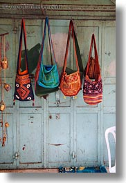 bags, fabrics, hangings, israel, jerusalem, merchandise, middle east, vertical, photograph