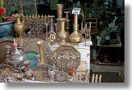 artifacts, horizontal, israel, jerusalem, jewish, merchandise, middle east, photograph
