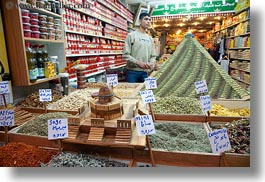 domes, horizontal, israel, jerusalem, merchandise, middle east, models, rocks, spices, photograph