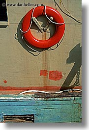 auckland, life preserver, new zealand, vertical, photograph