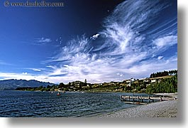 horizontal, lake wanaka, lakes, new zealand, piers, wanaka, photograph