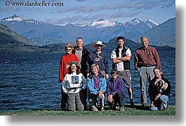 groups, horizontal, lake wanaka, lakes, new zealand, wanaka, photograph
