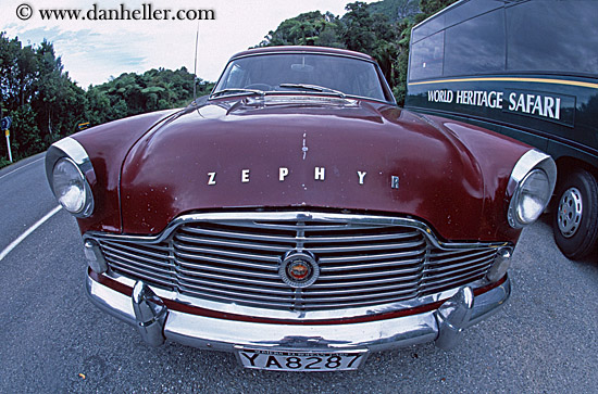 chasis ford zephyr 1980