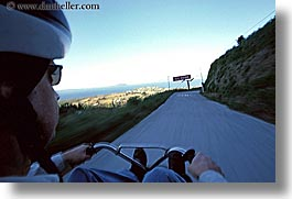 horizontal, luge, motion blur, new zealand, rotorua, photograph