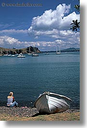 lakeside, new zealand, scenics, sit, vertical, photograph