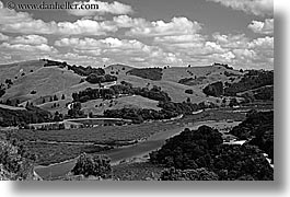 black and white, horizontal, new zealand, scenics, photograph