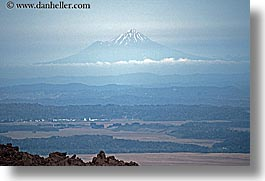 distant, horizontal, mountains, new zealand, tongariro crossing, photograph