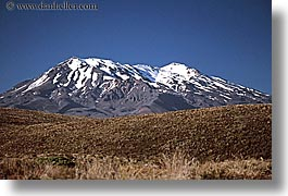 horizontal, mountains, new zealand, ruapehu, tongariro crossing, photograph