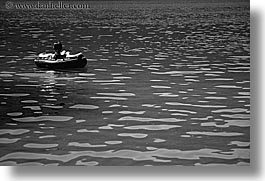 black and white, floating, horizontal, innertube, new zealand, wilderness travel, womens, photograph