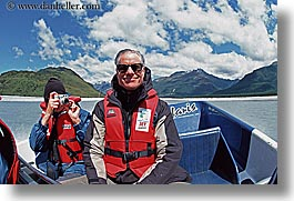 boats, horizontal, men, new zealand, photographers, picture, taking, wilderness travel, photograph