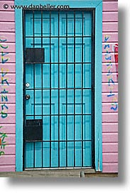 bahamas barred blues capital capital city caribbean cities doors & Photos/Pictures of Miscellaneous Nassau Bahamas
