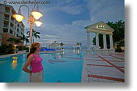 bahamas, capital, capital city, caribbean, cities, dan jill, dans, horizontal, island-nation, islands, jills, nassau, nation, nite, pools, resort, royal bahamian, sandals, slow exposure, tropics, vacation, photograph