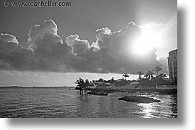 bahamas, black and white, capital, capital city, caribbean, cities, horizontal, island-nation, islands, morning, nassau, nation, ocean, resort, royal bahamian, sandals, tropics, vacation, photograph
